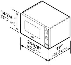 fashionable countertop microwave dimensions countertop standard countertop microwave dimensions