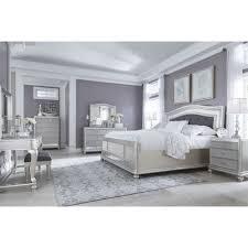 king bedroom sets ashley furniture. Ashley Furniture Bedroom Set Silver King Sets H