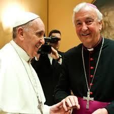 Image result for Photo Archbishop of westminster catholic nicols