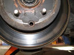 Rear Brake Overhaul-Replacing pads and parking brake shoes ...