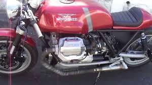 moto guzzi lemans 1000 cafe racer