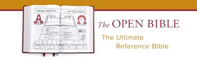 The Open Bible Kjv Reference Bible The Open Bible Nkjv