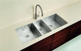 latest triple bowl kitchen sink