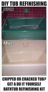 how to re and refinish a tub bathtub refinishing diy kit home depot