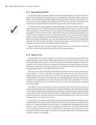 chapter the concession mix resource manual for airport in page 88