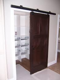 wood sliding closet doors. Simple Bedroom With Astounding Sliding Wood Closet Doors, Dark Brown Wooden Sliding, And Doors