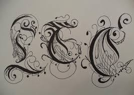 wedding special occasion calligraphy