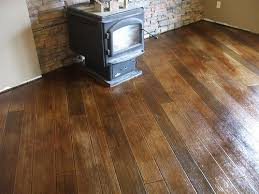 ... Excellent How To Make Concrete Floors Look Like Wood 54 For Home