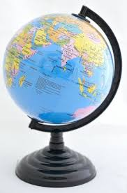 world globe on stand. Globe With Metal Base Political World On Foot Stand Educational / A