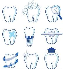dental logos images shiny dental logo vector ai format free vector download