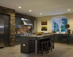 Superb ... Kitchen, Can Lights In Kitchen How Many Recessed Lights In Small Kitchen  Spacious Kitchen With ... Ideas