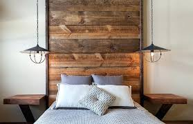 full size of wall rustic wood headboard wooden diy affordable decoration homemade ideas easy image of
