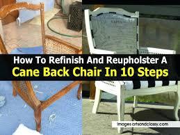 cane back chair repair new york