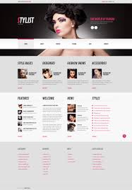 Web Page Design Models Model Agency Responsive Wordpress Theme
