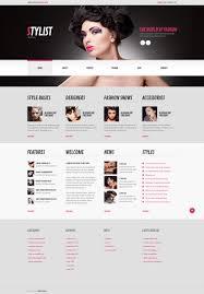 Model Agency Responsive Wordpress Theme 44820