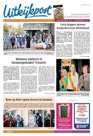 De Uitkijkpost 10 Oktober 2018