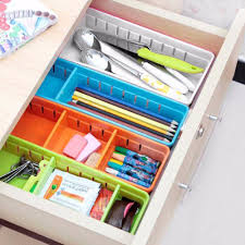 Kitchen Drawer Organizer Online Get Cheap Kitchen Drawer Organizer Aliexpresscom