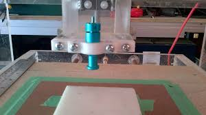 picture of diy cnc graphics cutter