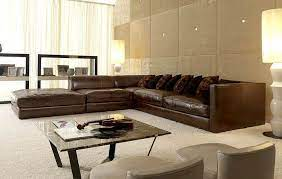 nice large leather sectional sofas