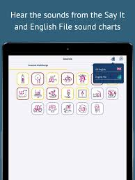 Gimson's phonemic system with a few additional symbols. Say It English Pronunciation On The App Store