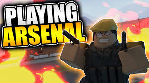 Roblox live stream & thumbnail giveaway! Arsenal First Time Playing In 2 Years Youtube