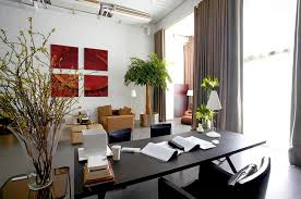 feng shui items for office. Feng Shui Home Decorating Ideas Perfect Fengshui Office With Black Wooden Desk And Grey Items For F
