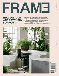 Design 2 Part Magazine Frame Issue 132 January February 2020 Papercut
