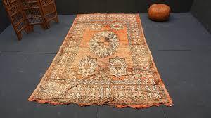 old authentic berber carpet 6x10 vintage moroccan berber rug kilim moroccan hand woven rug beniourain rug