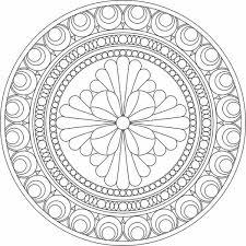 Disegni Da Colorare Mandala 5386 Buongiornissimocaffeit