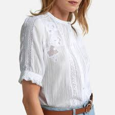 Женские <b>рубашки</b>, блузки, туники <b>LA REDOUTE</b> COLLECTIONS