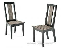 dining chairs modern design. refined rustic dining chairs chic chair modern design