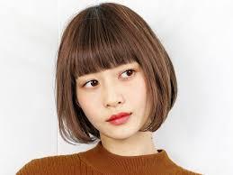 顔を小さく見せる30代40代女性におすすめの小顔ヘアスタイルall