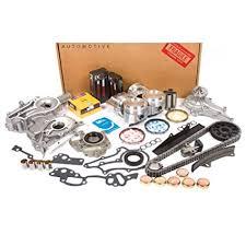 Amazon.com: Toyota Celica Pickup 2.4L SOHC Overhaul Engine Kit 22R ...