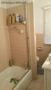 vintage bathroom tub shower sliding door removal replace with curtain removing doors from designer at home how to remove without damaging tile fix stand up
