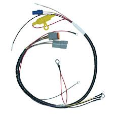 johnson evinrude engine adapter harness 1996 & up 423 6349 boat GM Wiring Harness Adapter johnson evinrude wiring harness 1996 2005 20 25 28 30hp 2 cyl 413 0016 586026, 5000016