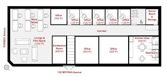 500 sqft office design. revv 10 chic idea 1500 square foot office floor plan 500 sqft design