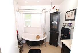 clawfoot tub shower enclosure canada