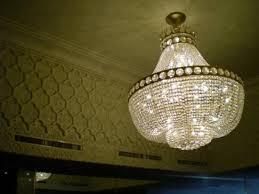 cairo egypt crystal chandelier