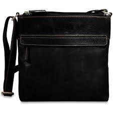 jack georges 7832 voyager buffalo top zip hobo handbag