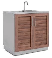 Outdoor Kitchen Stainless Steel Cabinet Newage Products Us