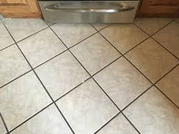 don t like your grout color change