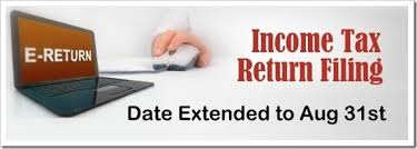 Image result for tax return extended