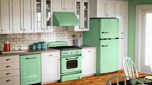 History Of Kitchen Appliances Kitchen Appliances New Aesthetic Cool Color Finishes Youtube