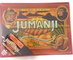 Jumanji Wooden Board Game 100% OFF on WOOD JUMANJI BOARD GAME Wooden Box CARDINAL EDITION Free 74