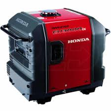 electric generators. Honda EU3000i - 2800 Watt Portable Inverter Generator (50 State Model) Electric Generators E