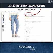 Details About Riders By Lee Indigo Womens Classic Fit Straight Leg Jean Choose Sz Color