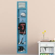 Dex Hockey Growth Chart Personalized Wall Hanging