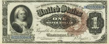 One Dollar Silver Certificates Learn About Their Value