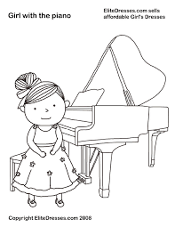 Small Picture Girls Dresses Coloring Pages that are free and printable