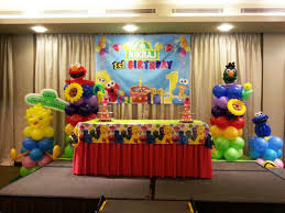 Sesame Street Bedroom Decor Decor Sesame Street Decorations With Sesame Street Birthday Party